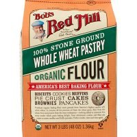 Bob's Red Mill Organic Whole Wheat Pastry Flour, 48 Ounce