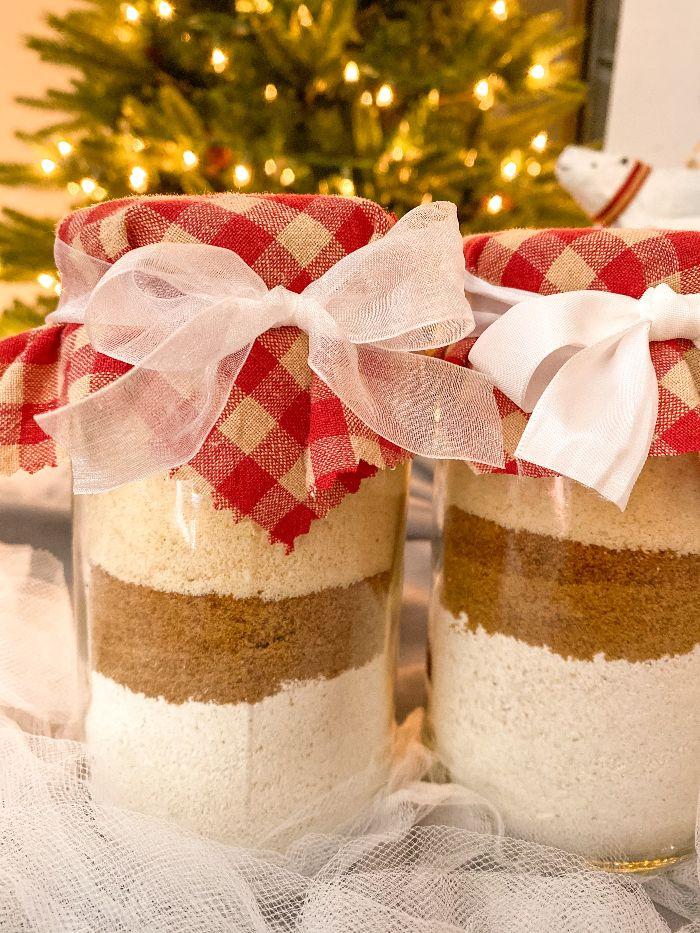 homemade baking mix (gift idea)