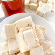 Homemade Healthy Marshmallows (Gluten-Free + Paleo)
