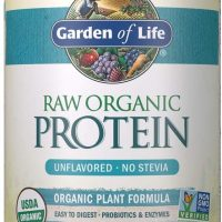 Unflavored Plant-Based Protein Powder
