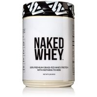 Grass Fed Whey Unflavored Protein Powder