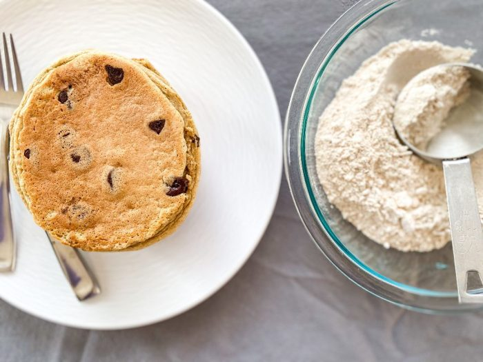 Vegan Protein breakfast pancake mix