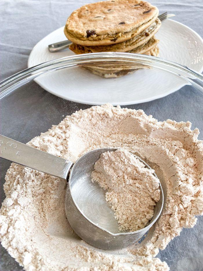 healthy protein pancake mix