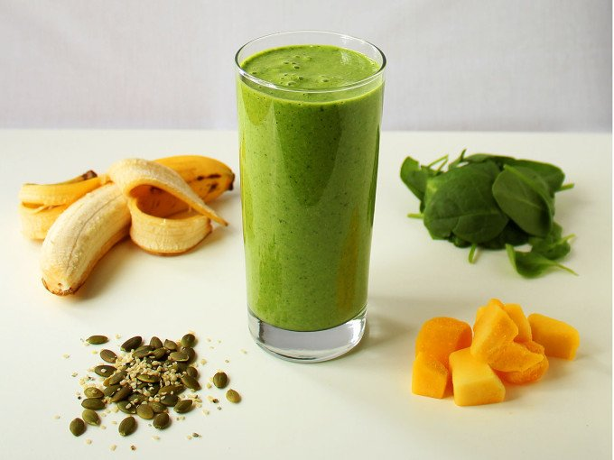 hidden greens vegan smoothie