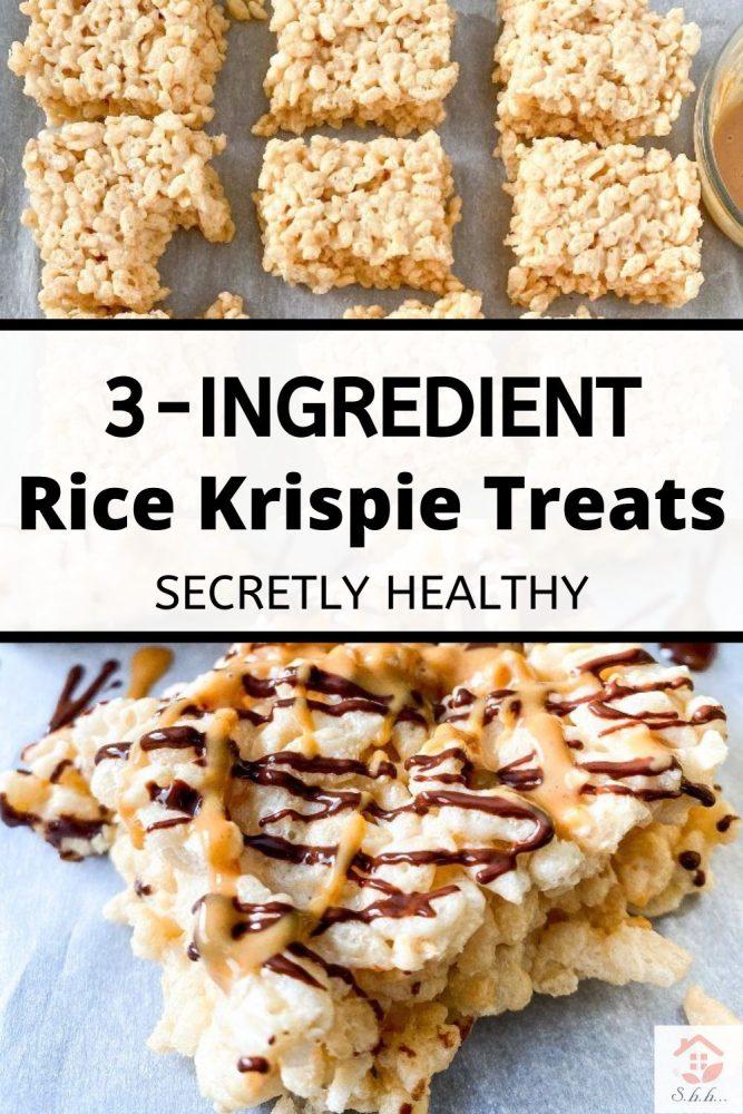 Rice krispie treats pinterest pin