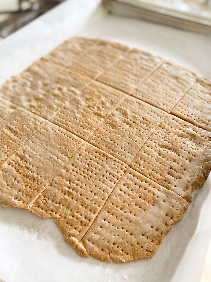 easy graham crackers