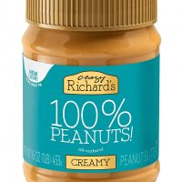 Creamy Peanut Butter (just peanuts!)