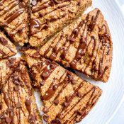 Chewy Gluten-Free Cookie Cake (Vegan Friendly)