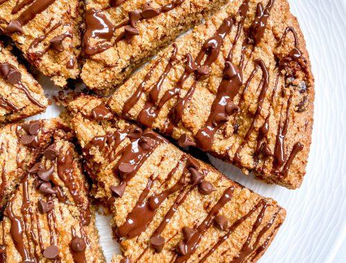 Gluten-Free cookie cake