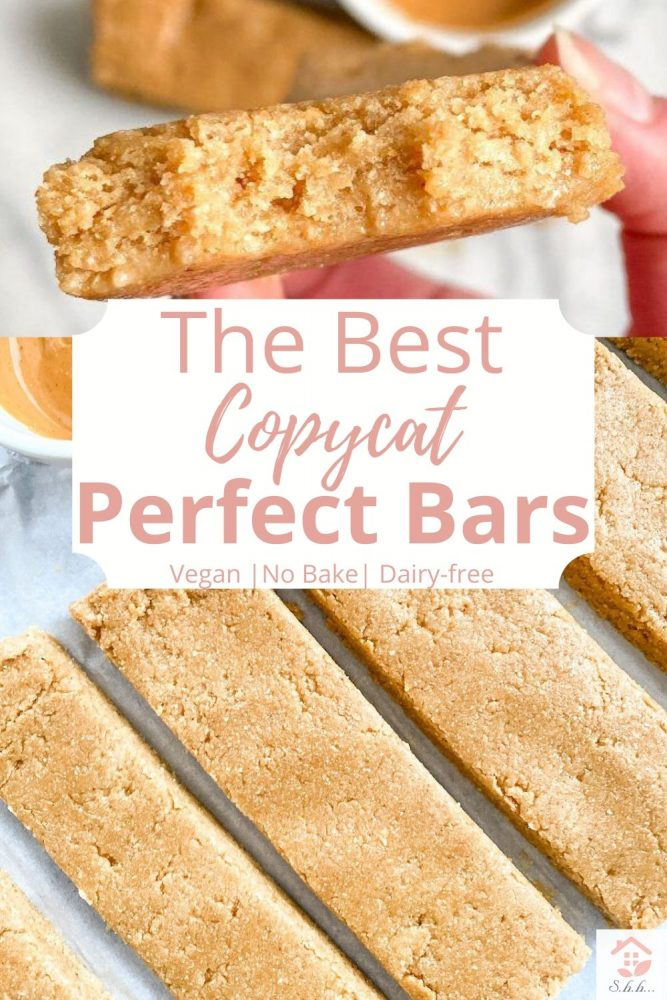copycat perfect bars recipe vegan gluten-free dairy-free