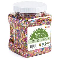 Naturally Colored Sprinkles