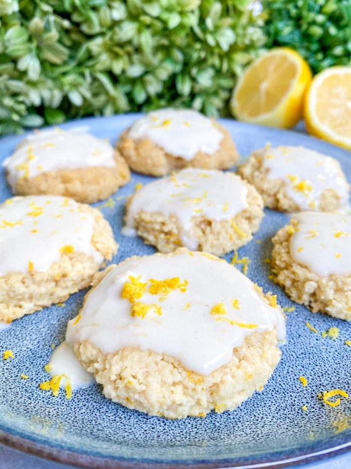 easy soft lemon cookie recipe