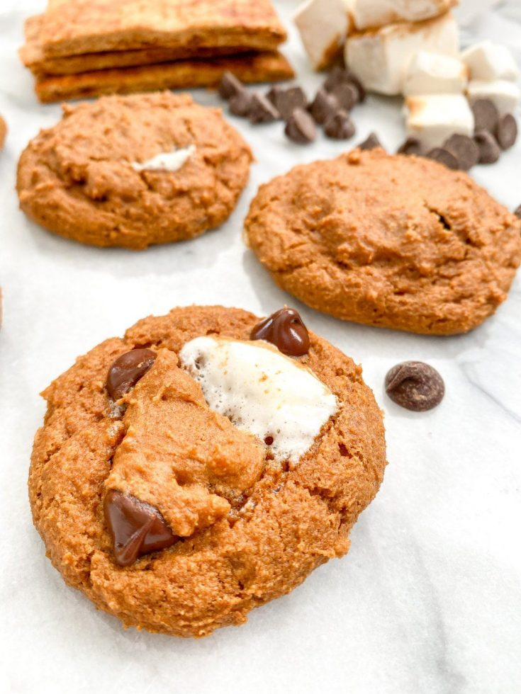 Collagen S'mores Cookies