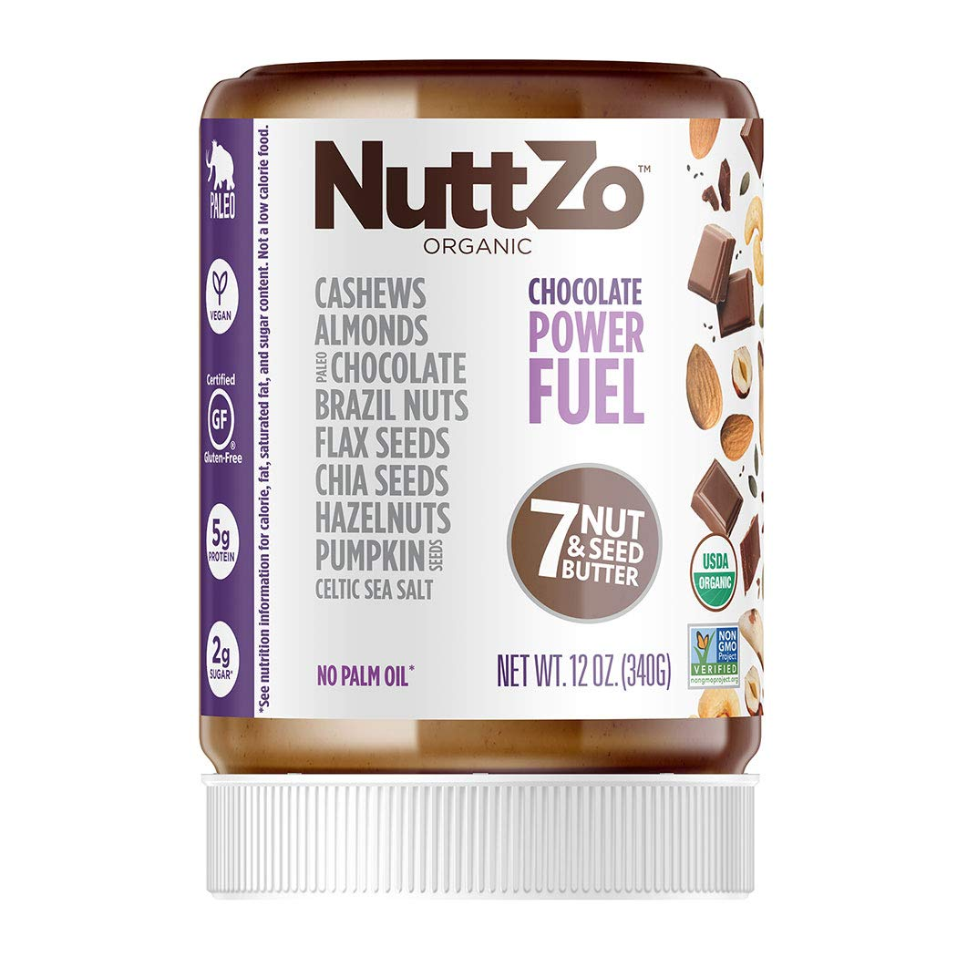 Chocolate Nut & Seed Butter