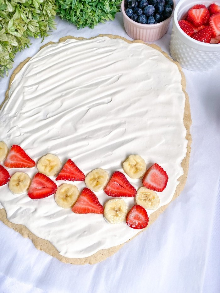 what fruit to use on fruit pizza