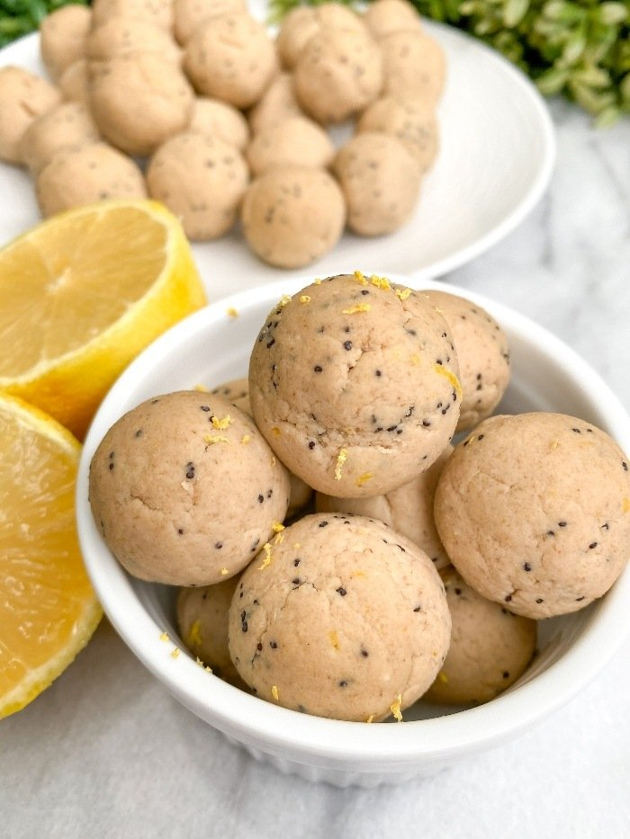 easy protein ball recipe