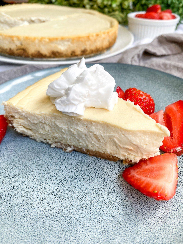 Best Healthy Cheesecake