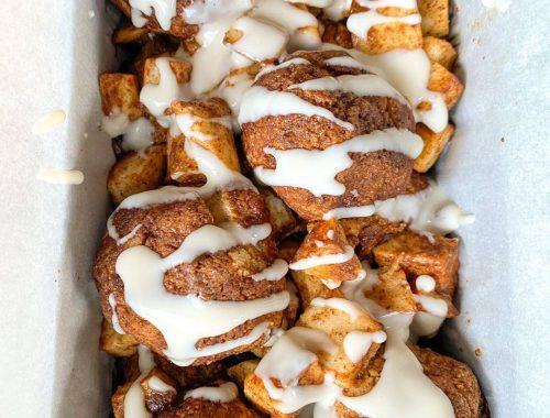 Gluten-Free Apple Cinnamon Monkey Bread