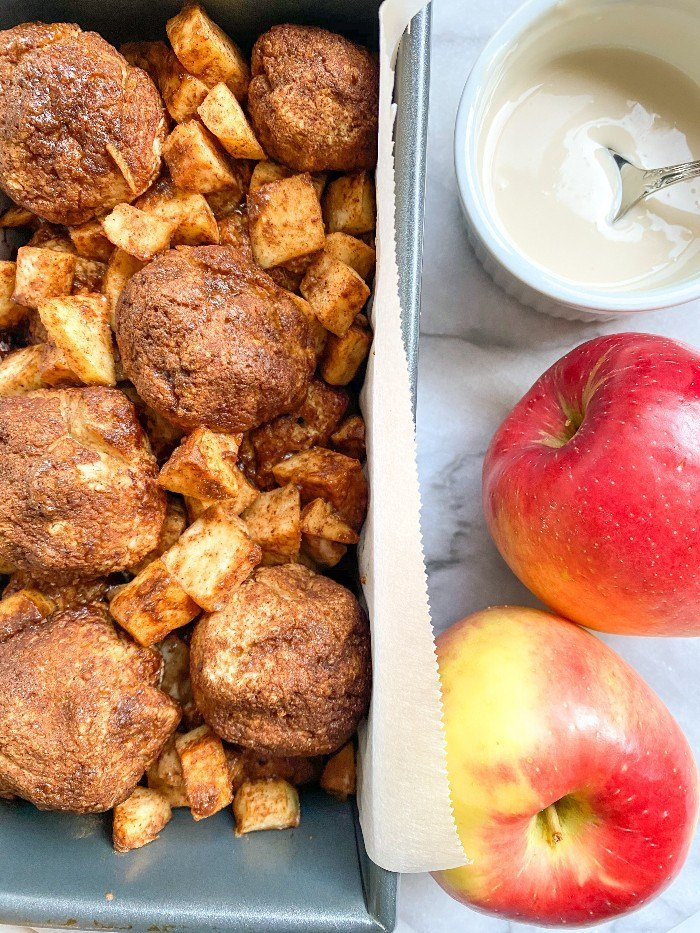 vegan monkey bread
