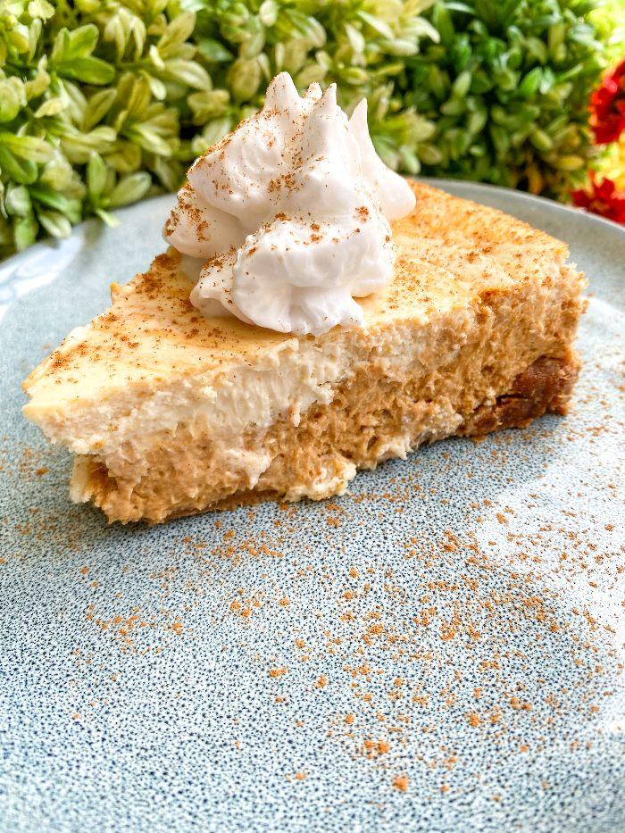 best healthy pumpkin cheesecake recipe