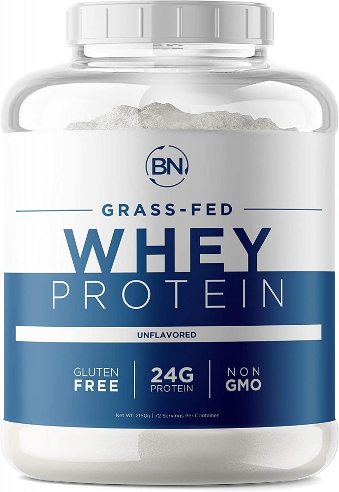 whey protein powder healthy bulk