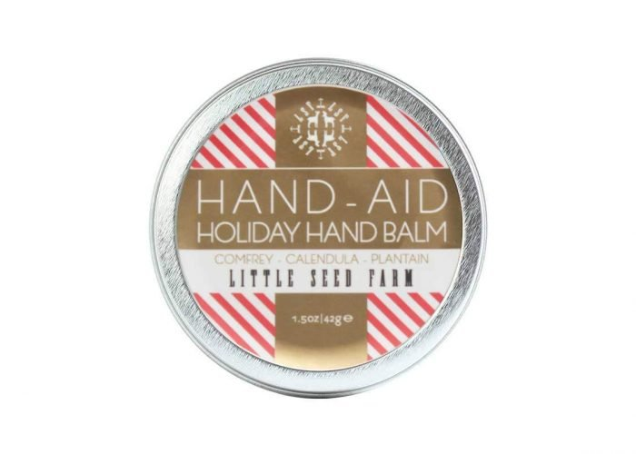 holiday hand aid lotion