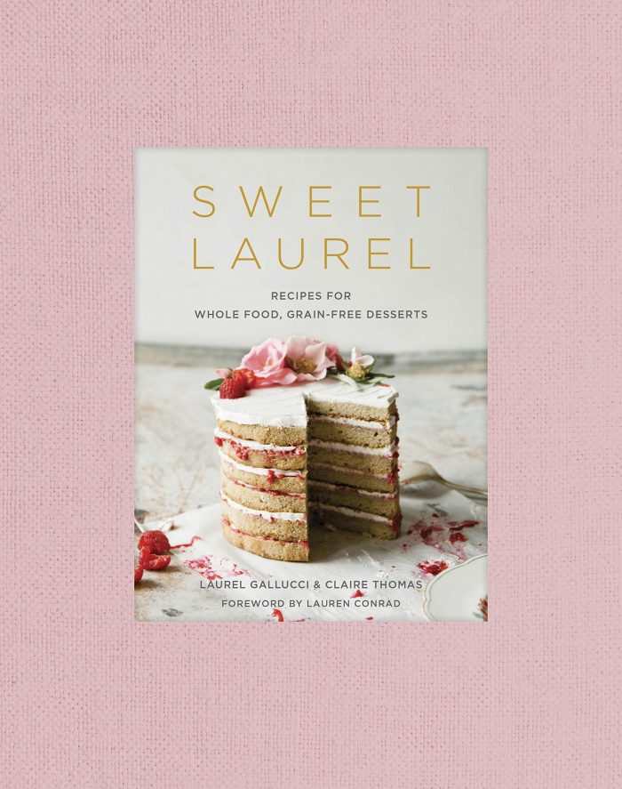 sweet laurel bakery cook book