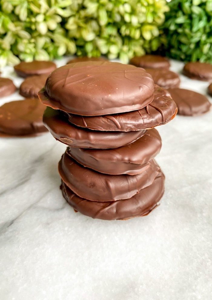 the best healthy thin mints