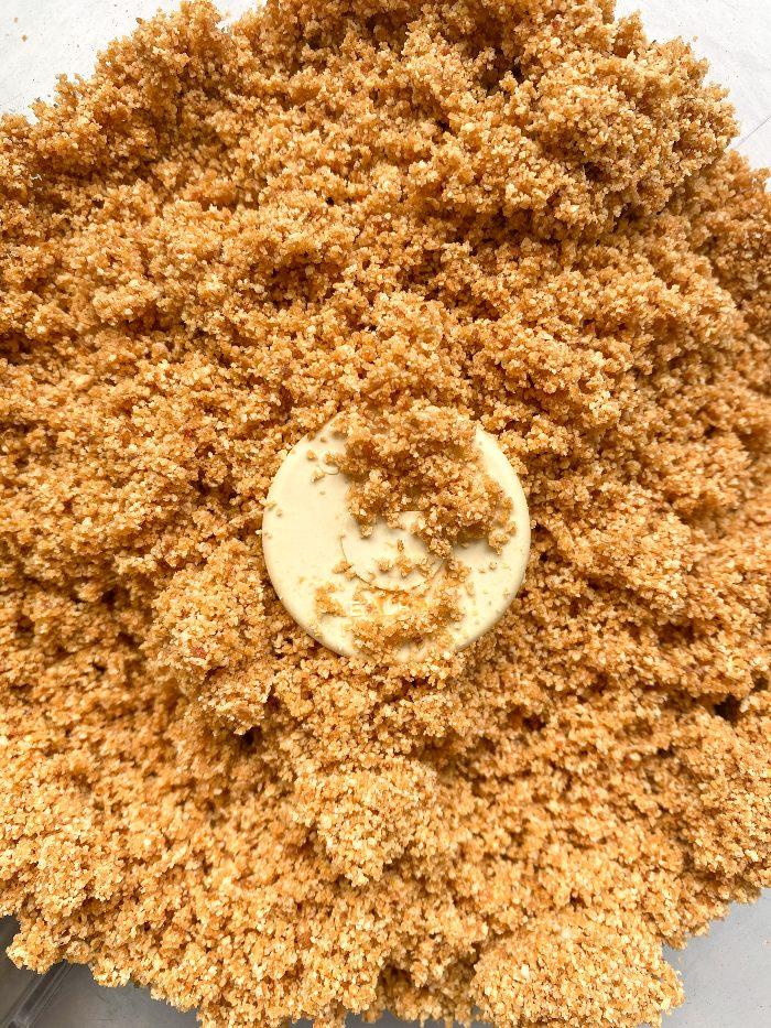 butter free graham cracker crust