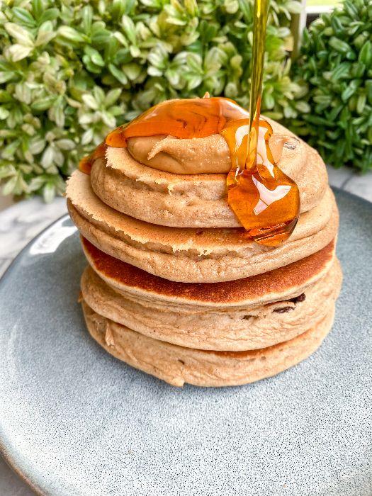 gluten-free protein pancakes