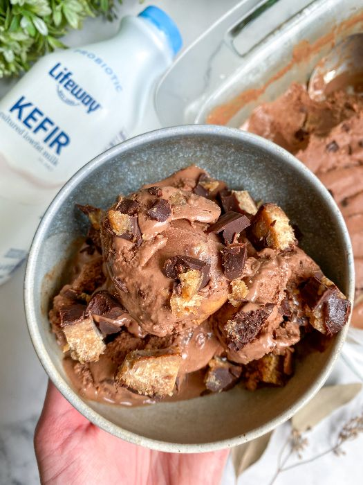 recipe for kefir